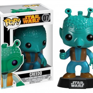 Figurine Greedo Pop Star Wars