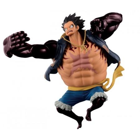One Piece Luffy Gear 4 Commentseruiner