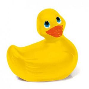 Canard vibrant mini Duckie