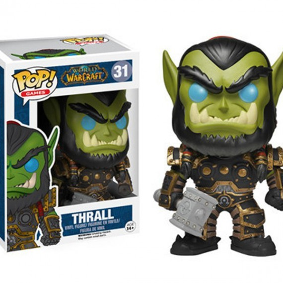 Figurine Pop Thrall World of Warcraft