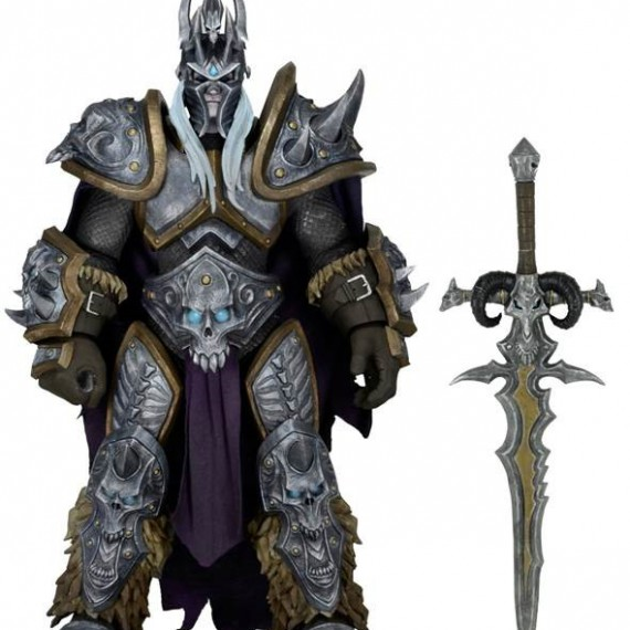 Figurine Arthas The Lich King, Heroes of the Storm