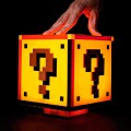 Lampe d'ambiance Super Mario Bros Question Block