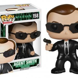 Figurine Pop Agent Smith Matrix