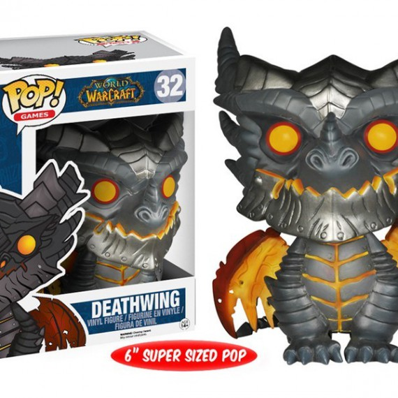 Figurine Pop DeathWing World of Warcraft