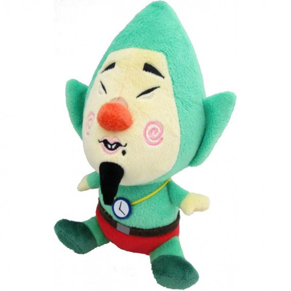 Peluche Legend of Zelda Tingle