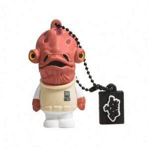 Clef Usb 8 Go Amiral Ackbar Star Wars