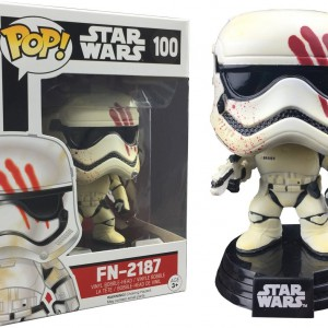 Figurine Pop Bloody Stormtrooper FN-2187 Star Wars