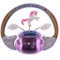 Licorne solaire volante