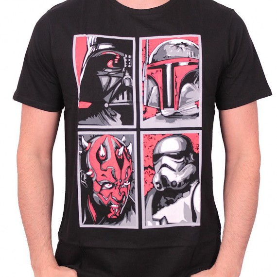 T-shirt Homme Evil Gallery - Star Wars