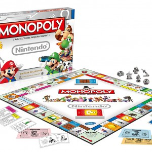 Monopoly Nintendo - Collector Edition