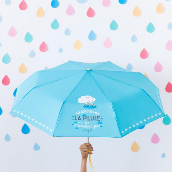 Parapluie - Aujourd'hui la pluie ne m'arrêtera pas
