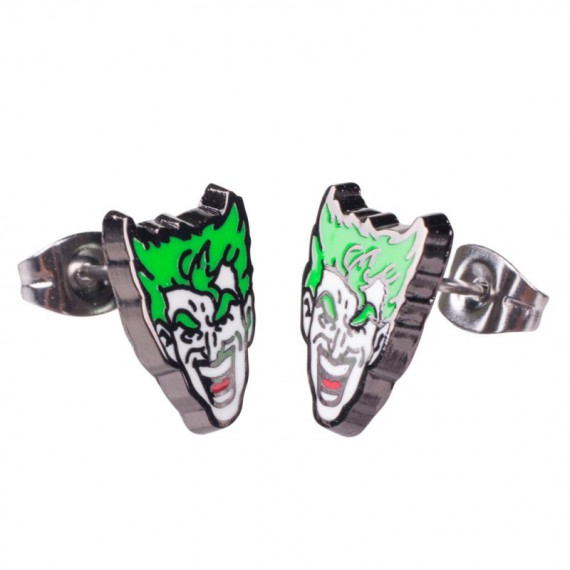 Boucles d'Oreilles The Joker