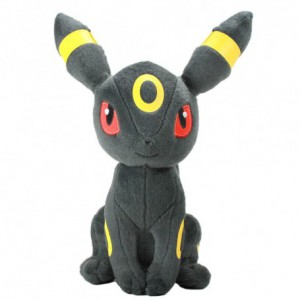 Peluche Evolution Pokemon Noctali