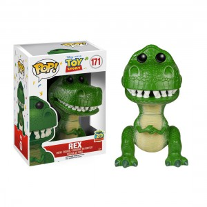 Figurine POP Disney Toy Story Rex