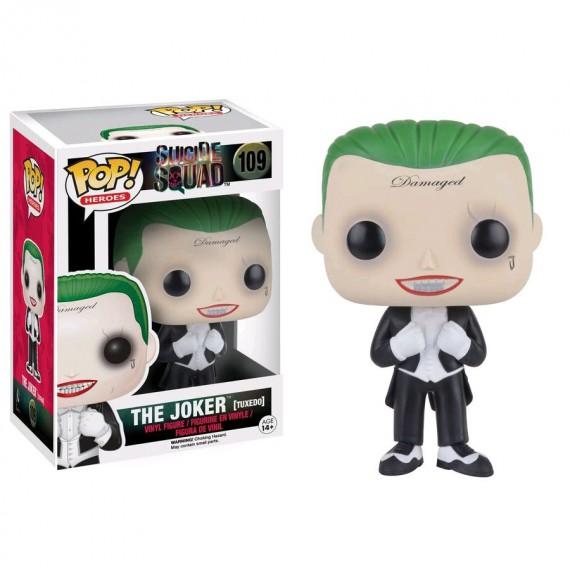 Figurine POP Suicide Squad Joker Tuxedo