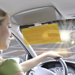 Pare-soleil antireflet et anti-éblouissement pour voiture