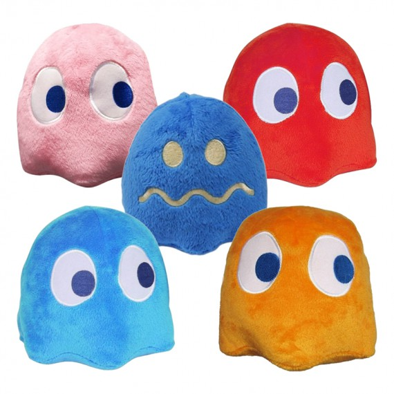 Peluches Pacman