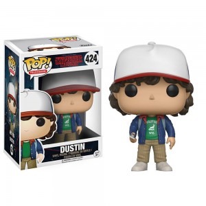 Figurine POP Stranger Things Dustin with Compass