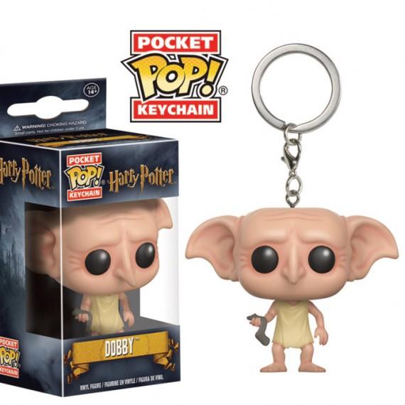 Porte Clés Pop Harry Potter Dobby Commentseruiner