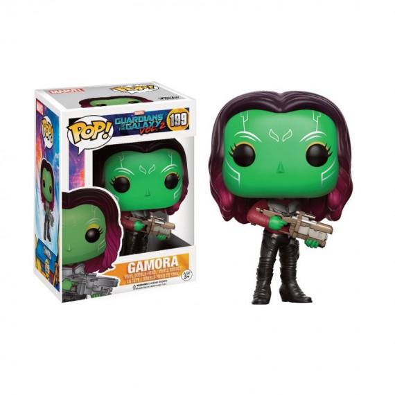 Figurine POP Les Gardiens de la Galaxie Vol. 2 - Gamora