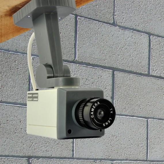 fausse camera video surveillance commentseruiner. Black Bedroom Furniture Sets. Home Design Ideas