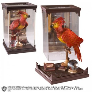 Figurine Harry Potter - Fumseck le phoenix