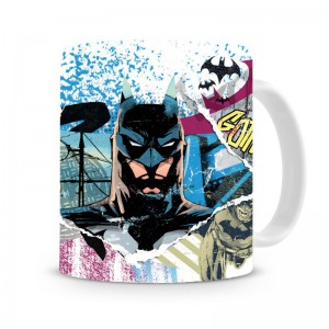 Mug DC Comics Batman I Am The Night