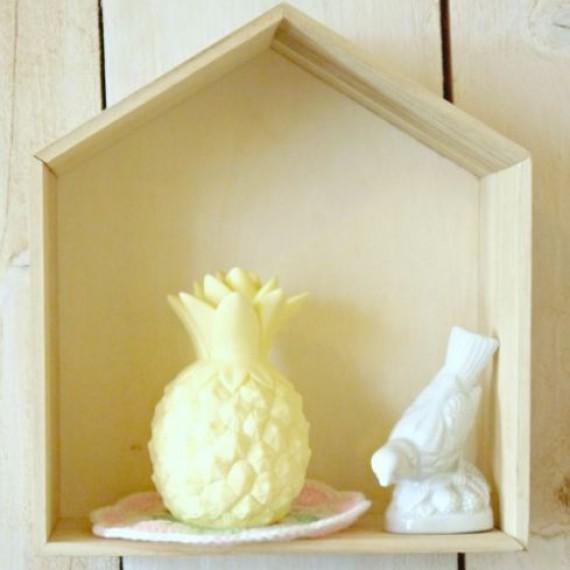 veilleuse mini ananas jaune commentseruiner. Black Bedroom Furniture Sets. Home Design Ideas