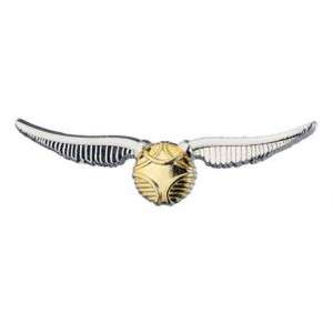 Pin's Harry Potter Vif D'or