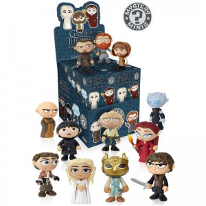 Mini Figurines Game of Thrones Mystery Blind Box (Série 3)