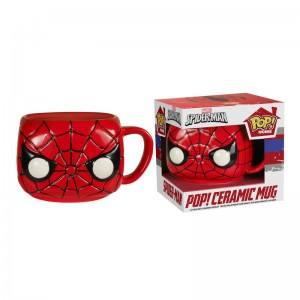 Mug POP Spiderman