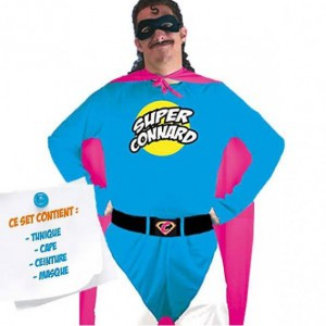 Costume de super connard