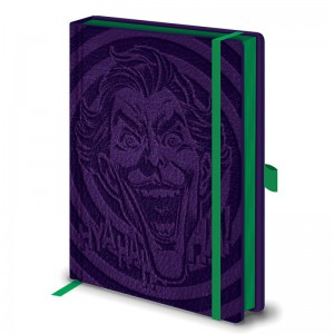 Cahier A5 Premium The Joker