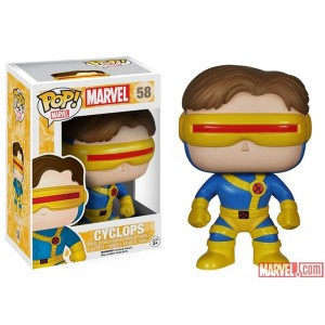 Figurine Pop! Cyclops X-Men Marvel