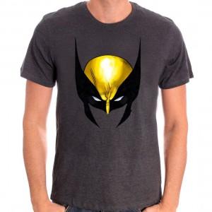 Tshirt Wolverine Marvel - Wolverine Head