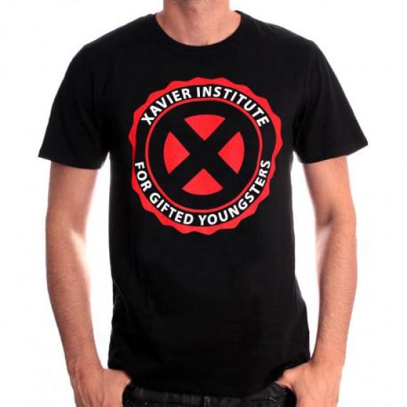 T-shirt X-Men Marvel - Xavier Institute