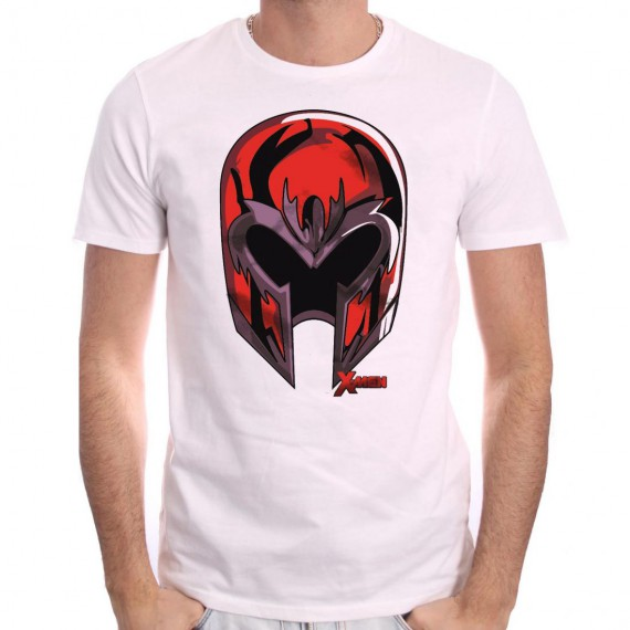 Tshirt X-Men Marvel - Magneto Helmet
