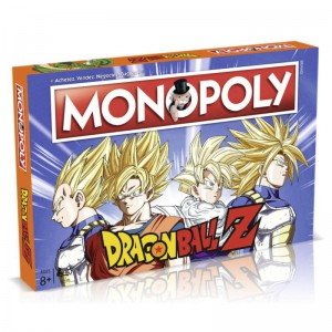 Monopoly Dragon Ball Z - Edition FR