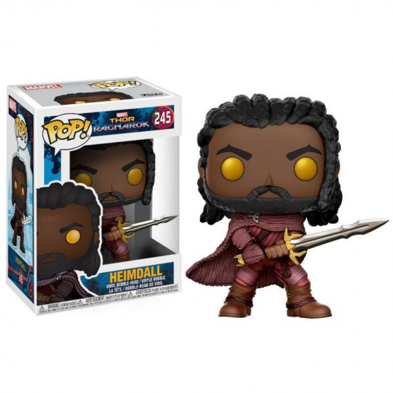 Figurine POP Thor Ragnarok Movie - Heimdall