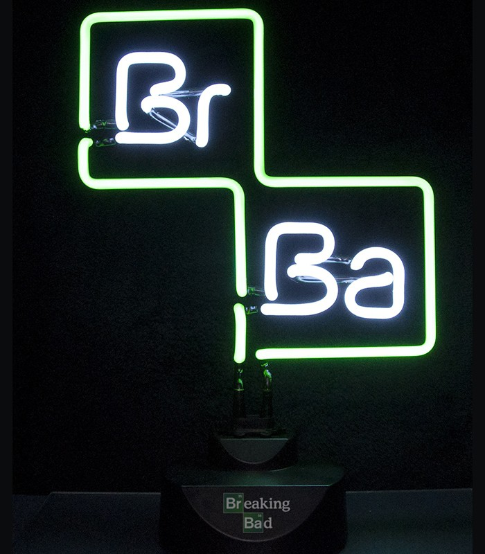 lampe neon breaking bad commentseruiner. Black Bedroom Furniture Sets. Home Design Ideas