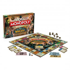 Monopoly World of Warcraft (Version Française)