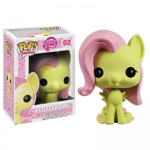 Figurine POP My Little Pony Fluttershy