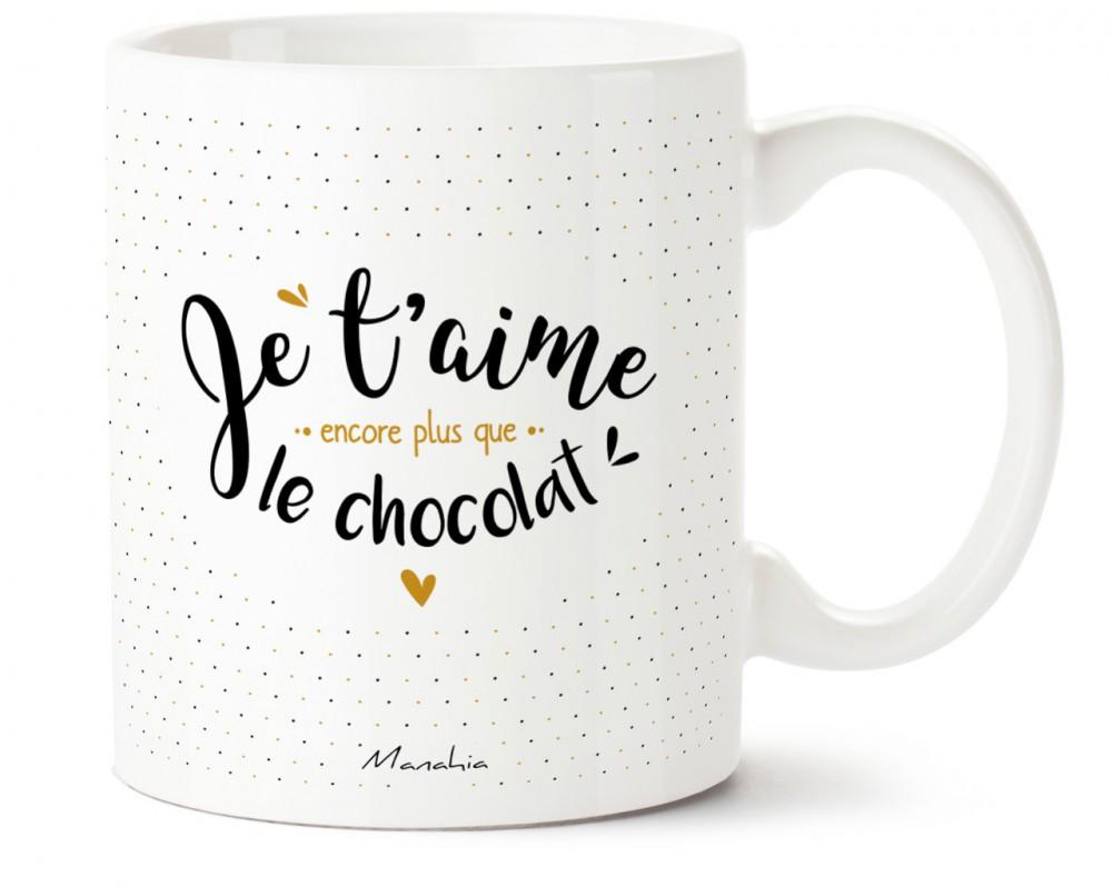mug je t39aime encore plus que le chocolat commentseruiner With affiche chambre bébé avec bouquet de fleurs en chocolat leonidas