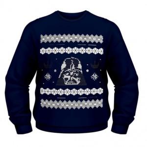 Pull de Noël Star Wars Dark Vador
