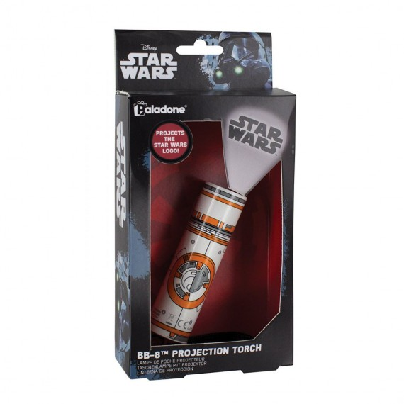 Lampe Led Torche BB8 Star Wars