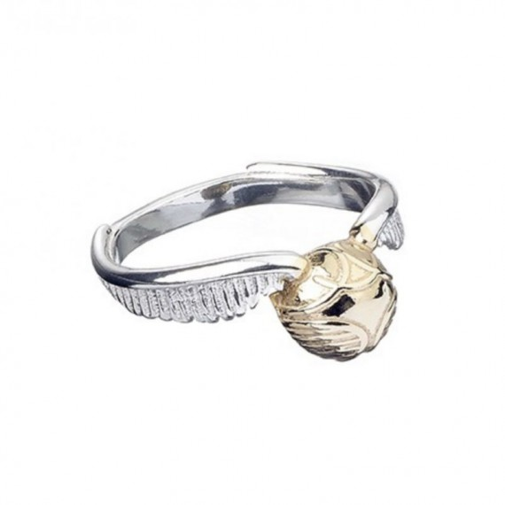 Bague Harry Potter Golden Snitch
