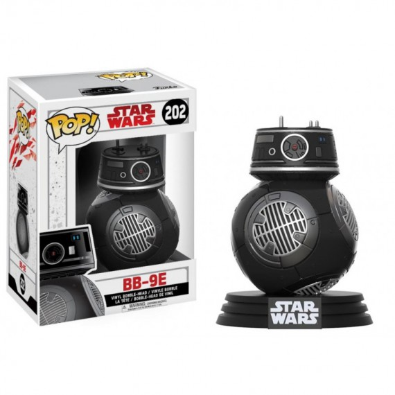 Figurine Star Wars episode 8 - BB-9E Pop 10cm