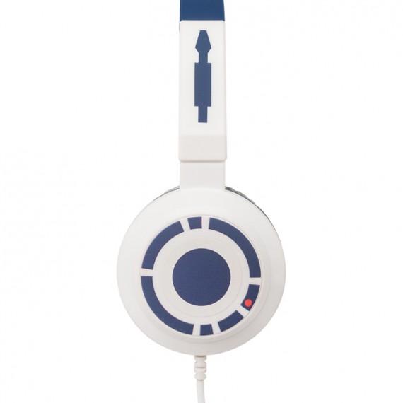 Casque Audio Star Wars R2D2