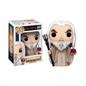 Figurine Pop! Le Seigneur des Anneaux - Saruman