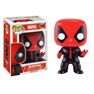 Figurine POP Marvel Deadpool Suit & Tie (Exclusive)
